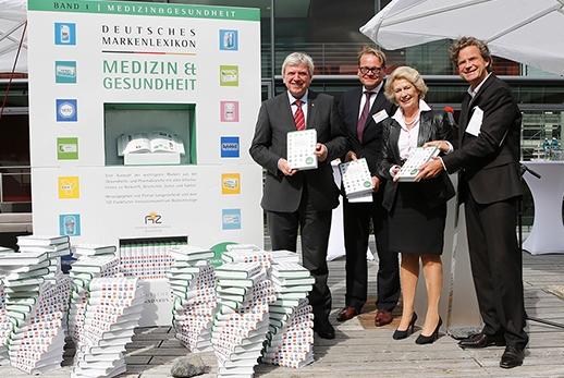 Corporate Publishing: Lexikon der Gesudheit